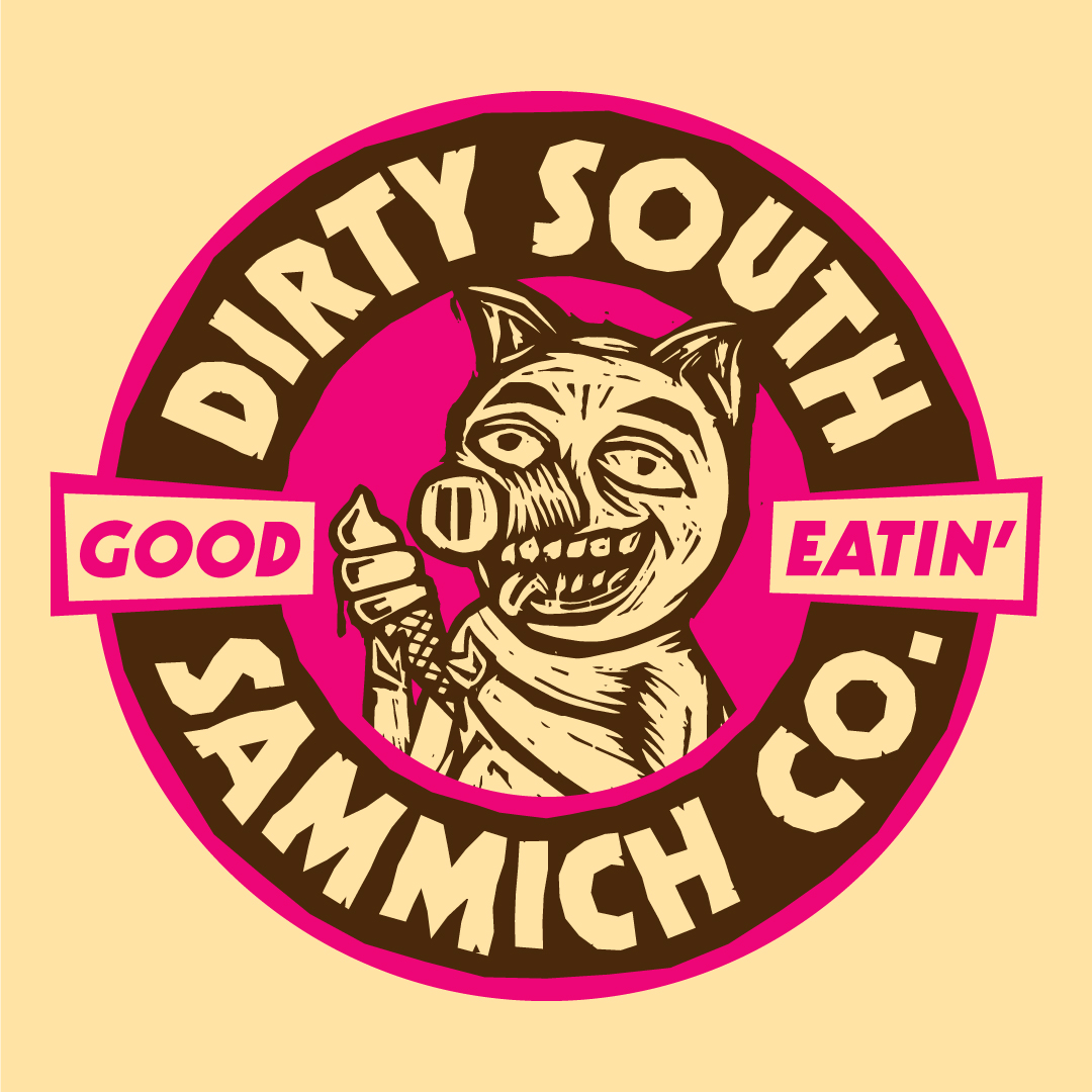 dirty south sammich co at pythian market